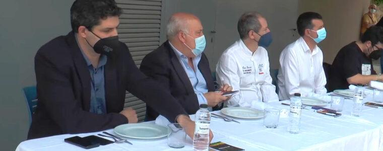 Albalate acoge la final del concurso gastronómico 'Entre mandiles y apaños'
